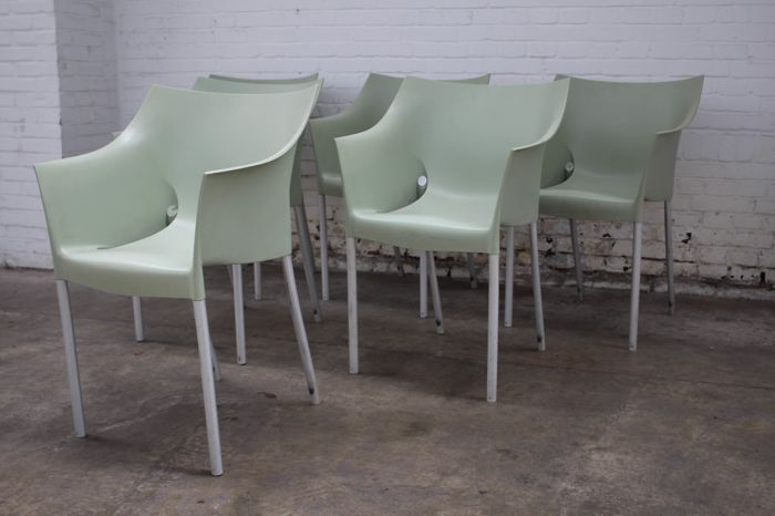 Philippe Starck - Kartell - Dr. No chair (6)