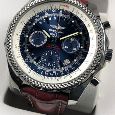f5c2776bcaa9 Breitling - Bentley Motors Chronograph Automatic Special Edition - A25362 -  Hombre - 2000 - 2010