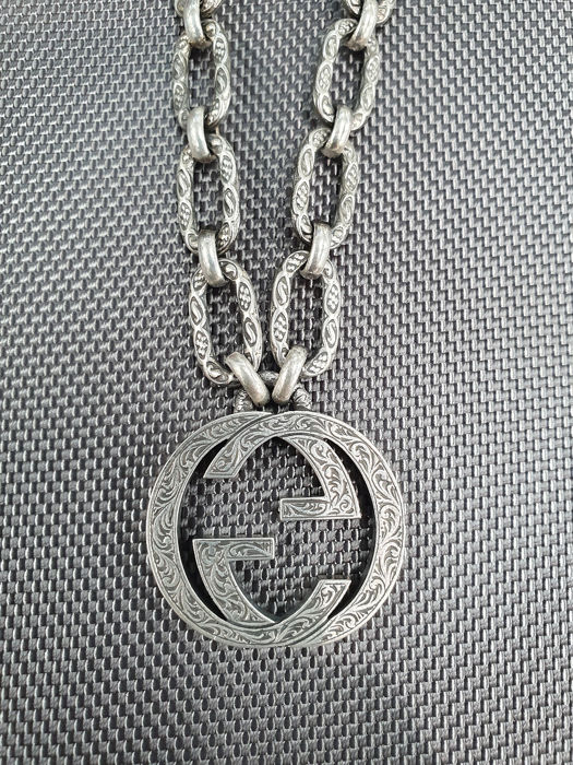 Gucci - 925 Silver - Necklace with pendant