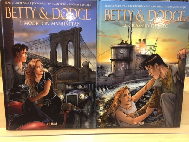 Betty /& Dodge 8 BD Must