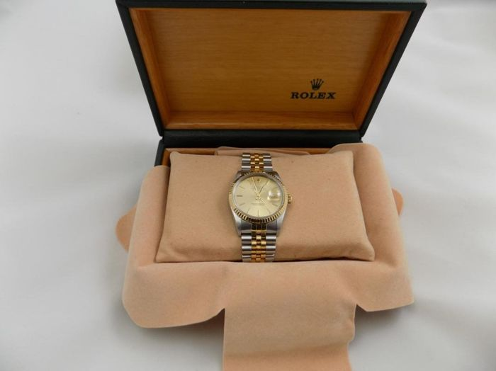 Rolex - Oyster Perpetual Date just - 16233 - Hombre - 1990-1999