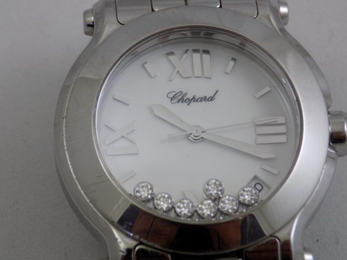 Chopard - happy sport 7 diamonds - Damen - desconocido