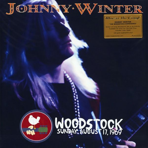 Johnny Winter - Différents titres - 2xLP Album (double album), LP's - 2015/2018