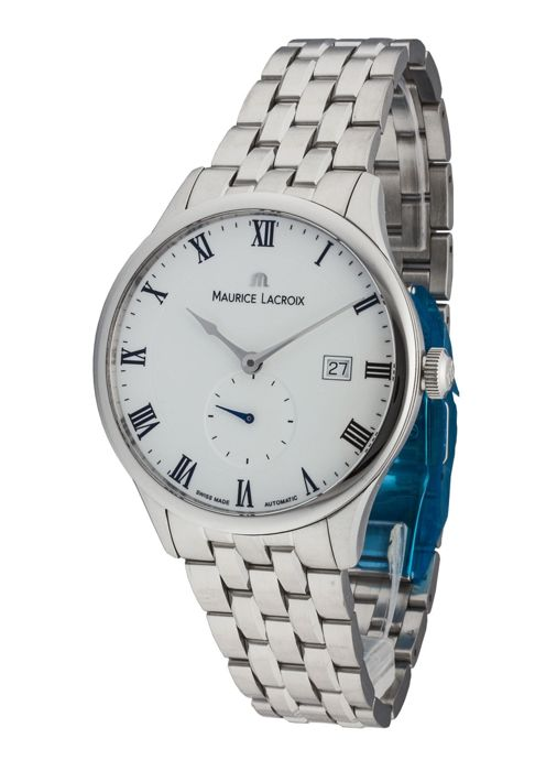 Maurice Lacroix - Masterpiece Small Seconde - MP6907-SS002-112 - Heren - 2011-heden