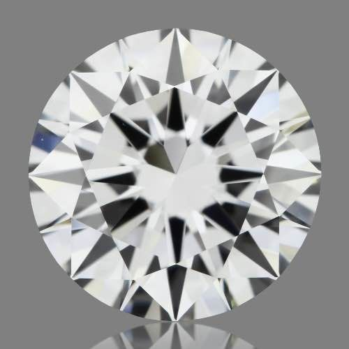 1 pcs Diamante - 0.31 ct - Brilhante - D (incolor) - VVS1