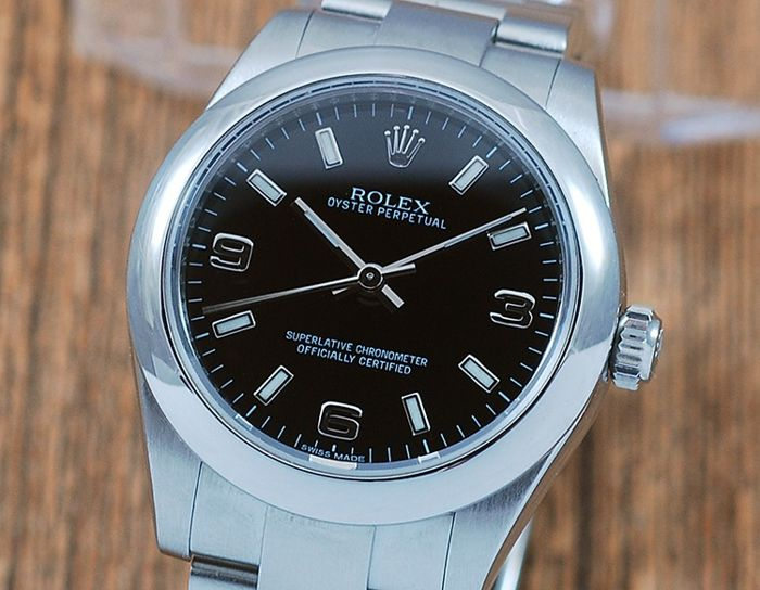 Rolex - Oyster Perpetual  - 177200 - Mujer - 2011 - actualidad