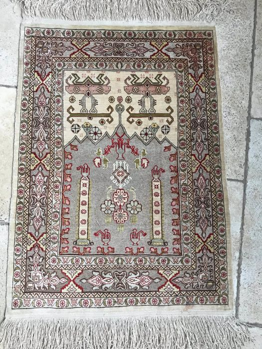 Hereke - Carpet - 72 cm - 52 cm