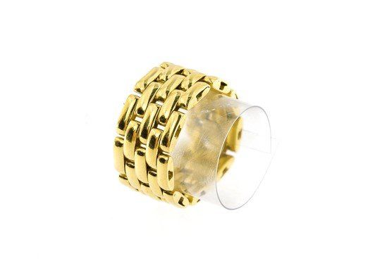 FOPE - Made in Italy - 18 K Ouro amarelo - Anel