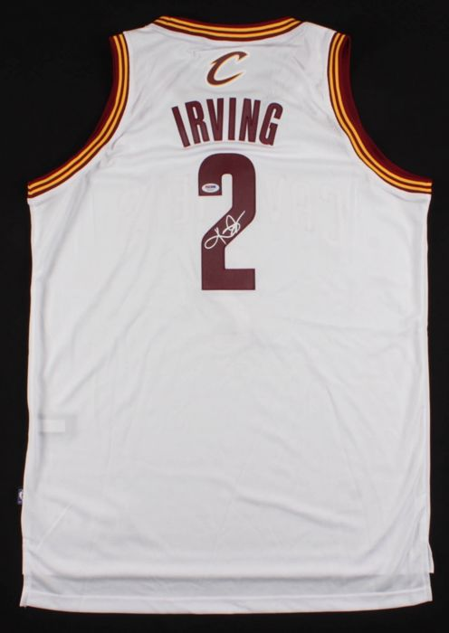 6c4cea64af5c5 Cleveland Cavaliers - NBA Basketbal - Kyrie Irving - Jersey - Catawiki