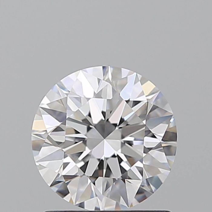 1 pcs Diamond - 0.50 ct - Brilliant - D (colourless) - VVS1