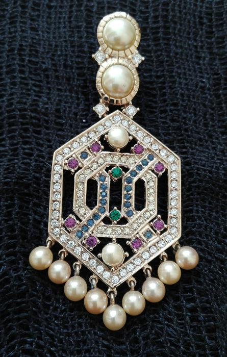 Elio Berhanyer - Joyas de la Alhambra. Earrings