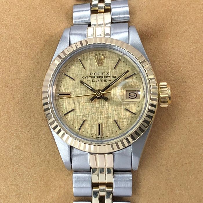 Rolex - Date Lady - 6917 - Mujer - 1970-1979