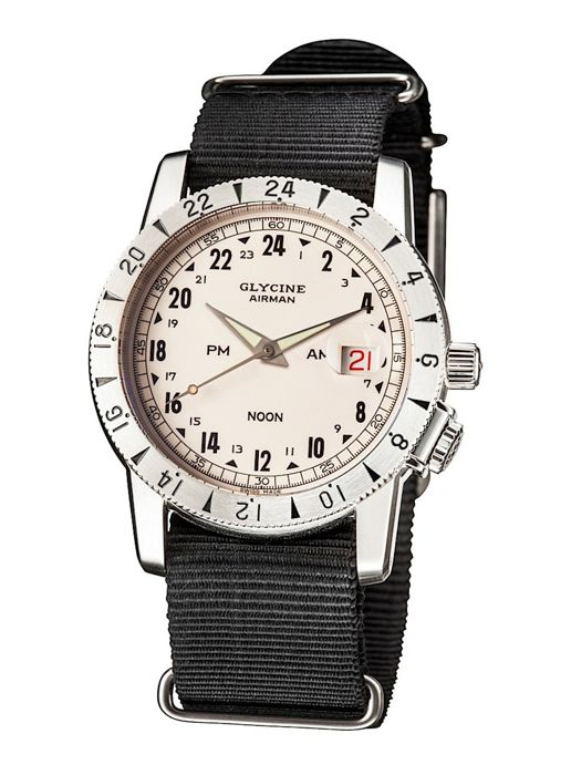 Glycine - Airman 1953 Vintage Purist -Limited Edition- - GL0157 - Hombre - 2011 - actualidad