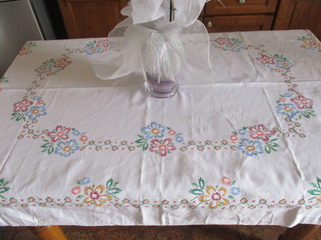 Nappe (1) - Coton antique
