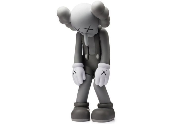 65a42a19 Kaws - Small Lie & Passing Through - Catawiki