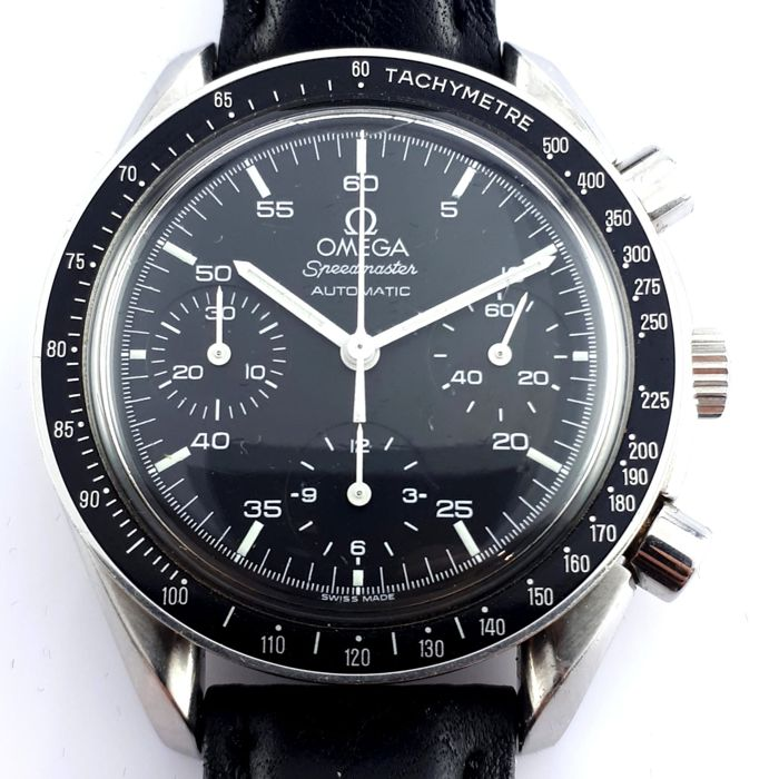 design senza tempo b88d8 50d92 Omega - Speedmaster Reduced Automatic Chronograph - 3510-50 - Uomo -  2000-2010 - Catawiki