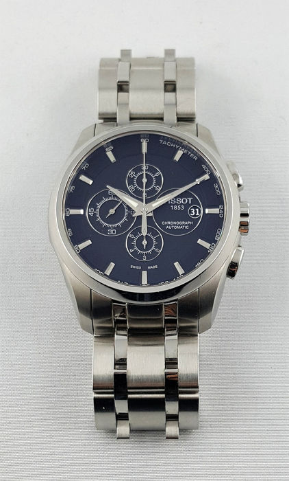 Tissot - Cronografo Couturier - T035627 A - Heren - 2011-heden