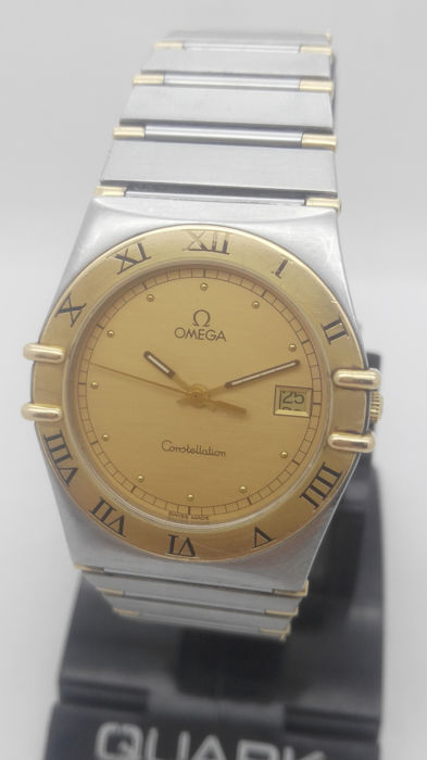 "Omega - Constellation - ""NO RESERVE PRICE"" - Men - 1990-1999"