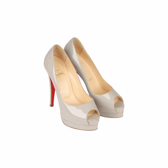 huge selection of b6ebd fcbb0 Christian Louboutin Open-toe shoes - Size: IT 36 - Catawiki