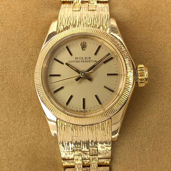 Rolex - Oyster Perpetual Lady - 6617 - Donna - 1950-1959