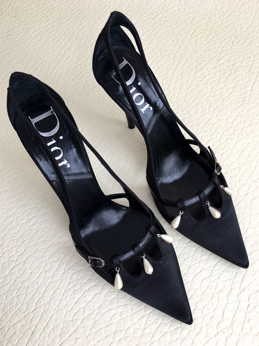 Christian Dior Pumps - Size: FR 38, IT 37, US 7