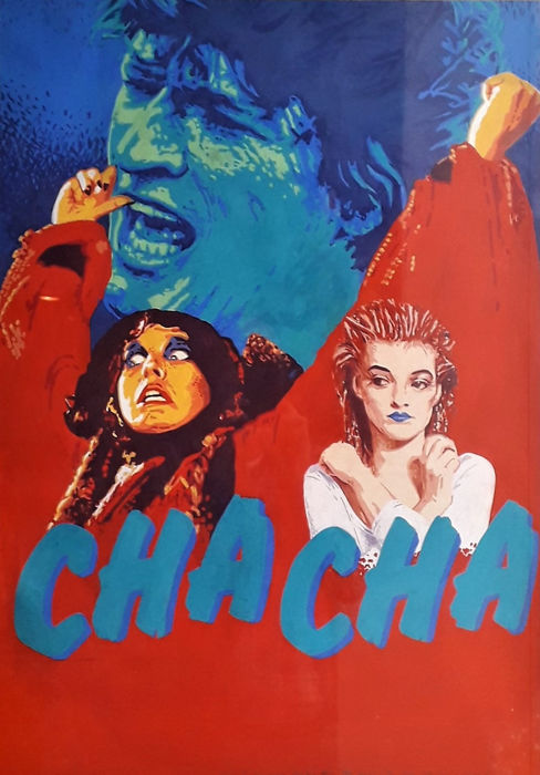 Dick van der Meijden  - Herman Brood - Cha Cha the Soundtrack (originele ontwerp)