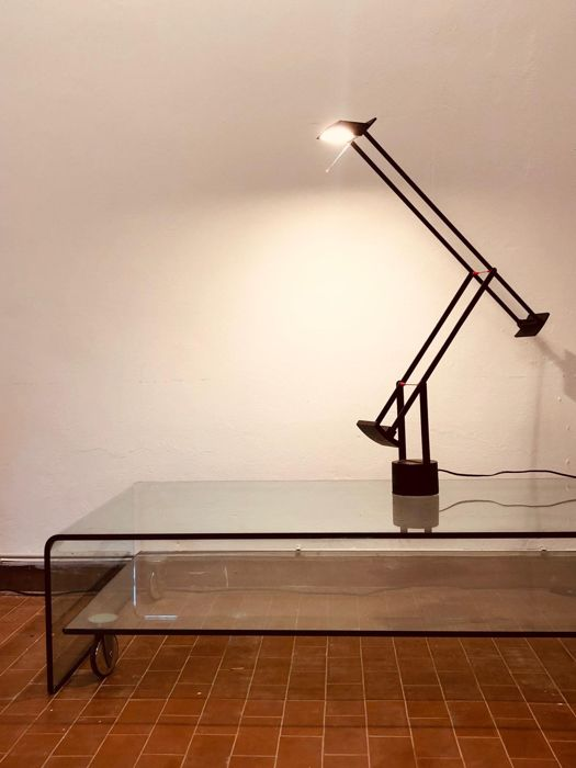 Richard Sapper - Artemide - Lamp - Tizio