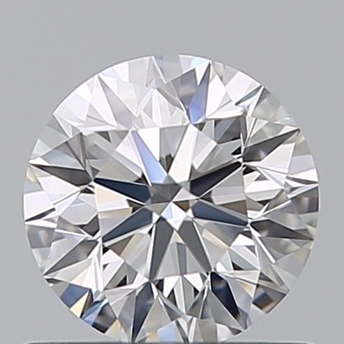 1 pcs Diamante - 0.70 ct - Brillante - D (incolore) - IF (Internamente Perfetto)