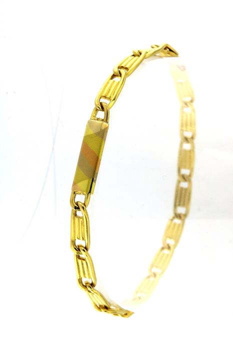 Made in Italy - 18 carats Or jaune - Bracelet