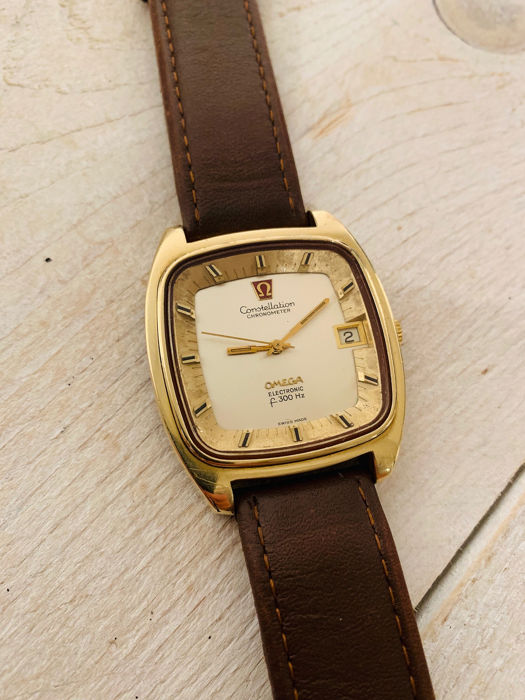 Omega - constellation chronometer / electronic f300hz - 198.0027 - Hombre - 1970-1979