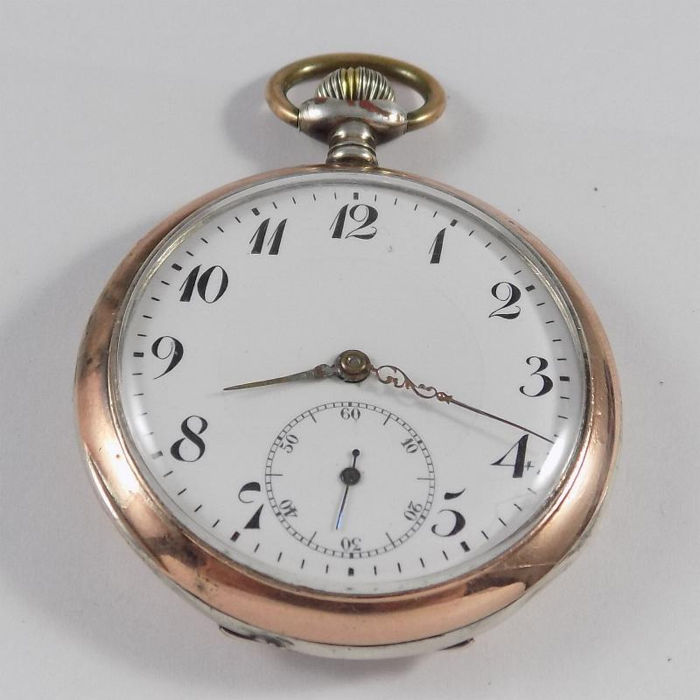 Revue Thommen - GT  pocket watch  - NO RESERVE PRICE - Uomo - 1900