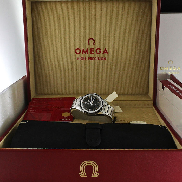 Omega - Seamaster 300 Trilogy 1957 Limited Edition - 23410392001001 - Homme - 2019