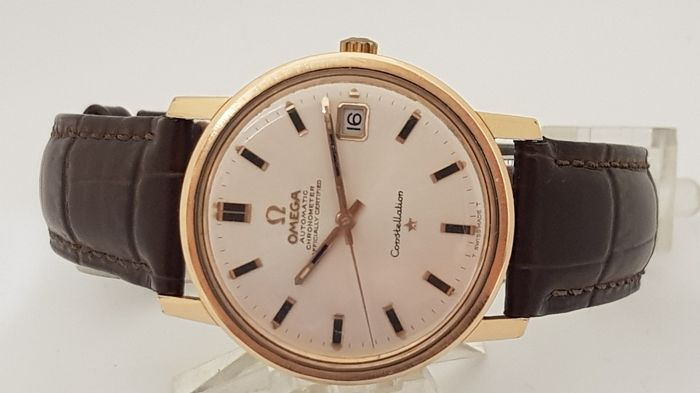 Omega - Constellation - 26378717 - Unisex - 1960-1969