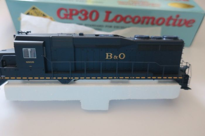 Brawa H0 - 21538 - Diesel locomotive - GP 30th - B&O