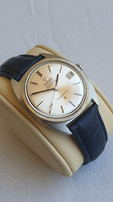 Omega - Constellation - Automatic Chronometer - Caliber 564  - Reference 168.027 - Heren - 1970-1979
