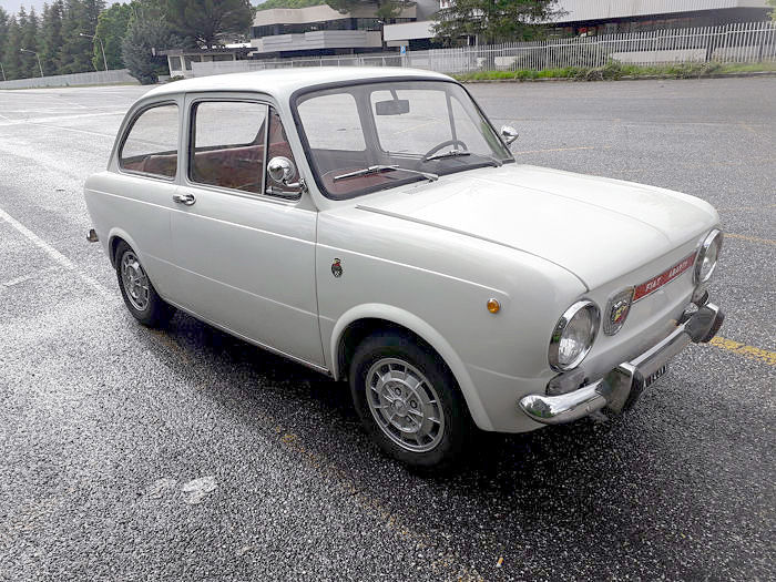 Abarth - 850 OT berlina - 1966
