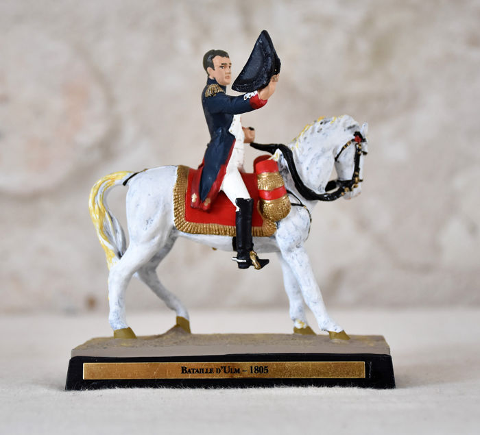 Delprado Collection - Soldat 1805-Napoleon winner in Ulm - 1970-1979 - France