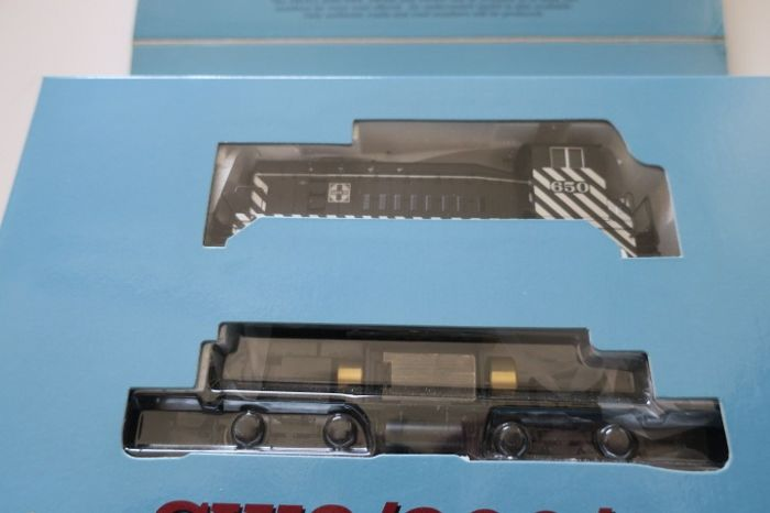 Brawa H0 - 30079 - Diesel locomotive - SW 8/900/600 - AT & SF