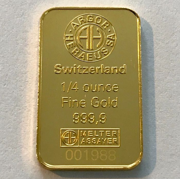 Tips to buy gold bars