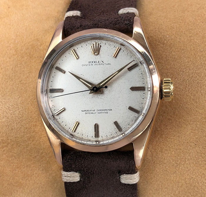 Rolex - Oyster Perpetual - 6634 - Unisex - 1950-1959