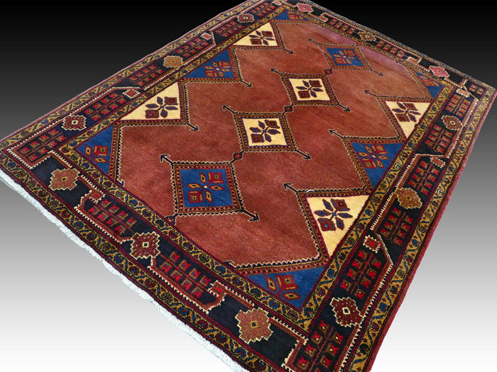 Malayer - Carpet - 195 cm - 153 cm