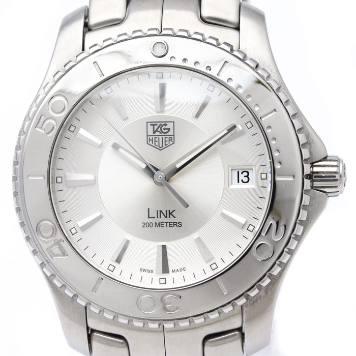 Tag Heuer - Link - WJ1111 - Men - .