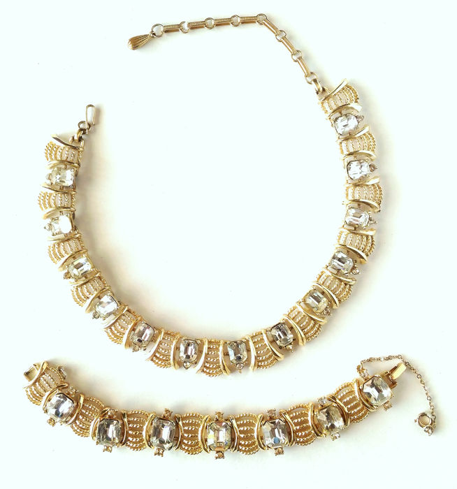 Coro - Gold-plated - Set