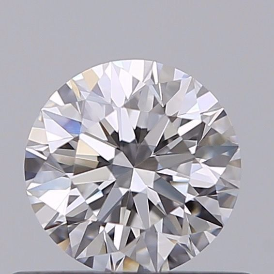 1 pcs Diamant - 0.40 ct - Briljant - E - VVS2