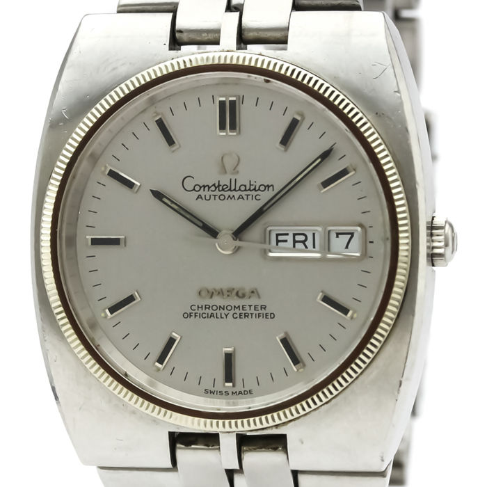 Omega - Constellation - 168.0054 - Heren - .