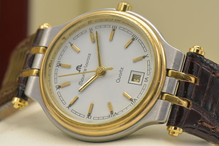 """Maurice Lacroix - """"NO RESERVE PRICE"""" - Ref. 79485 - Donna - 2000s"""