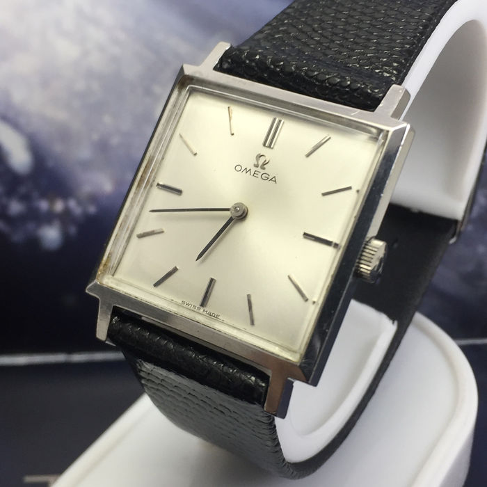 "Omega - Tank Classic ""NO RESERVE PRICE"" - 111.024 - Heren - 1950-1959"