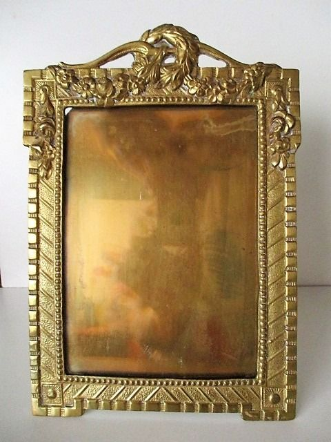Large photo or mirror frame - Louis XIV Style