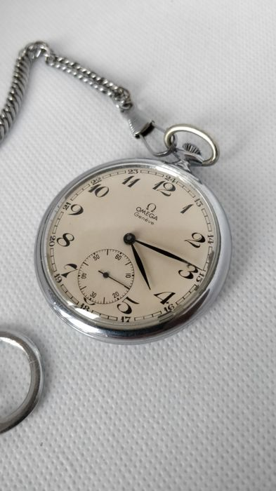 Omega - pocket watch NO RESERVE PRICE  - 121.1740 - Uomo - 1970-1979