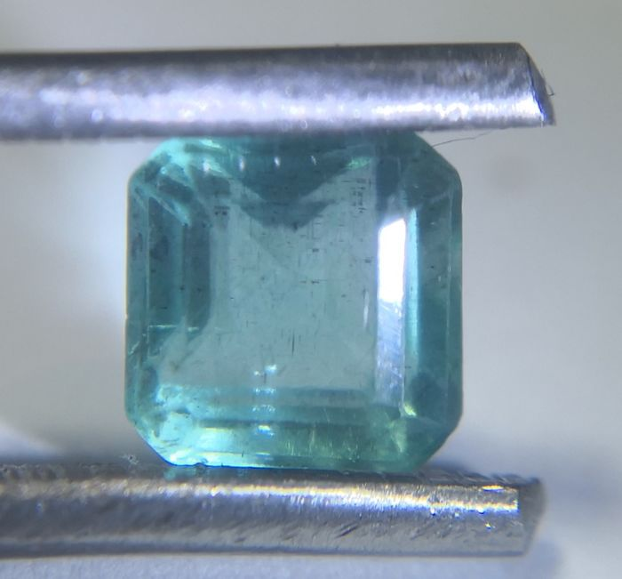 1 pcs  Emerald - 1.23 ct